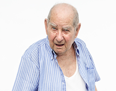 Grandpa's portraits