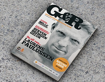 Geel en Rood magazine KV Mechelen