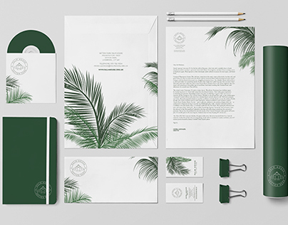 REBRANDING OF PALM HOUSE SEFTON PARK. Liverpool