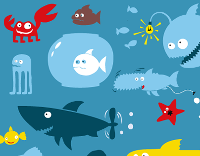 Creative & Fish for vseidei.ru
