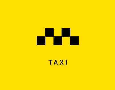 Taxi promo concept