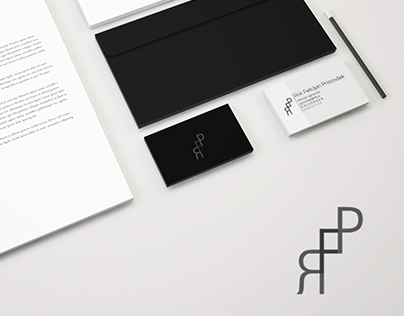 initials logo for a law firm