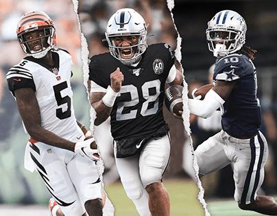 2020 NFL Draft - Jersey Swaps