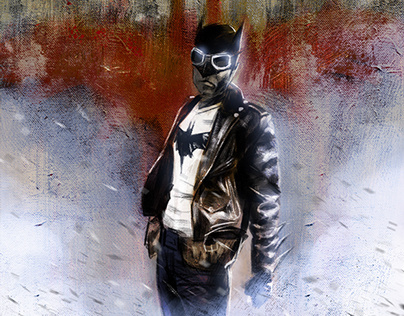Batman Rockabilly
