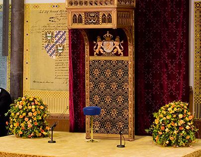 BAVARIA Coronation of Willem Alexander