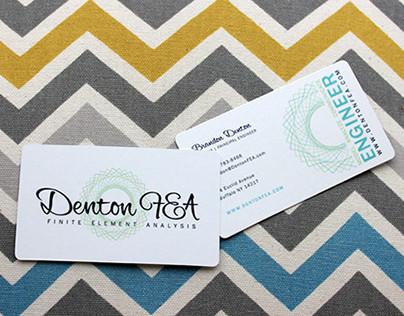 Denton FEA Identity