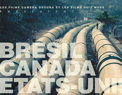Bidonville - Film Poster / Affiche du film