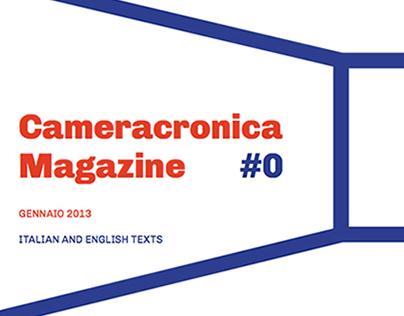 Cameracronica Magazine
