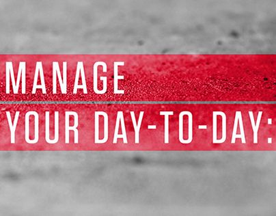 99U Manage Your Day-To-Day: Book Trailer