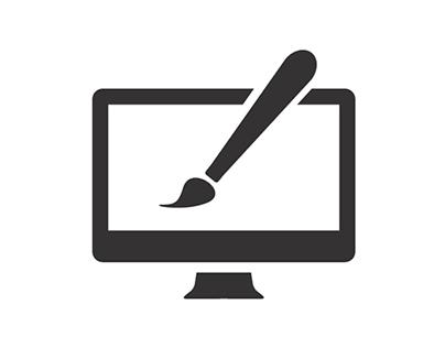 WEBSITE WIREFRAMES & FINAL VISUALS