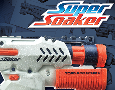 Super Soaker by Nerf 2010-2013