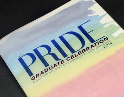 PRIDE Gradution Booklet