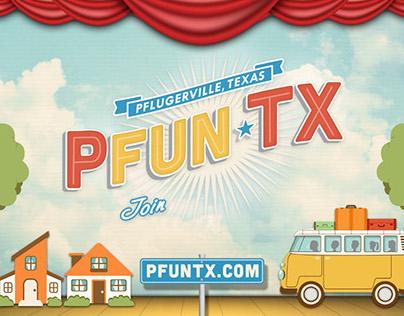 Join in the Pfun