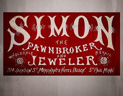 Simon The Pawn Broker and Jeweler