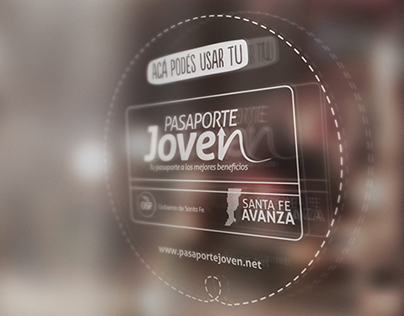 Pasaporte Joven