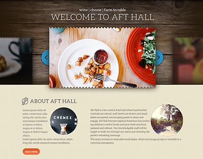 Aft Hall