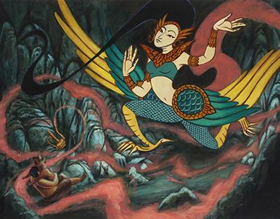 Aladdin in Thailand
