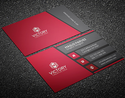 Download I Aroma & Corporate Business Card Free