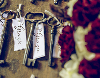 Styled shooting - Winter wedding