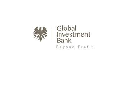 Global Investment Bank logo facelifting
