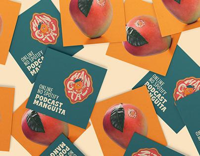 Podcast Manguita | Identidade Visual