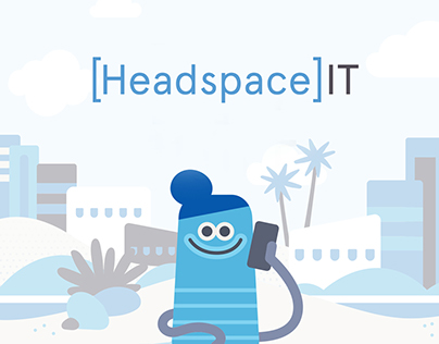 Headspace IT Brand Design