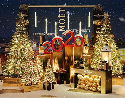 Moët&Chandon O2 LOUNGE The Ritz Carlton 2019
