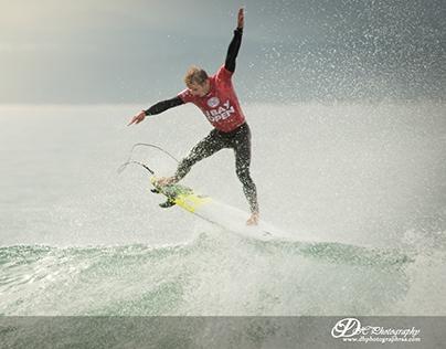 Josh Kerr @ JBay Open by DHPhotography
