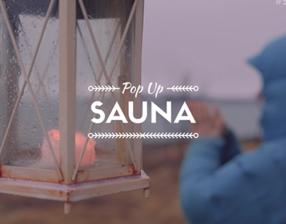 Pop Up Sauna: Promotional Video