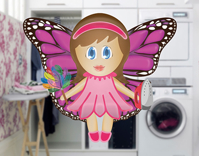 Fairy Godmother Cleaning Brand