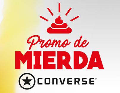 Converse - Promo de Mierda