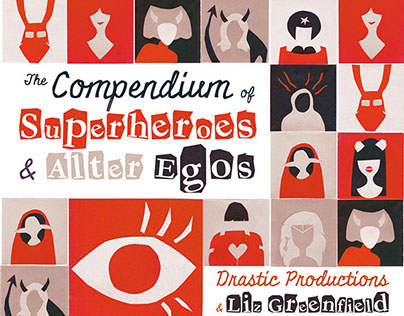 The Compendium of Superheroes and Alter Egos
