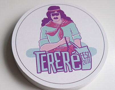 TERERÉ FEST - Branding