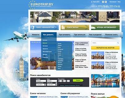 EuroTrip tour agency