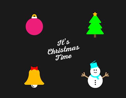 It's Christmas Time - Xmas Cards