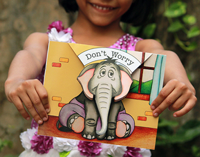 Children's Book | Don't worry, Be happy