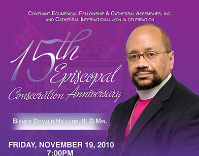 Covenant Ecumenical Fellowship & Cathedral Assemblies