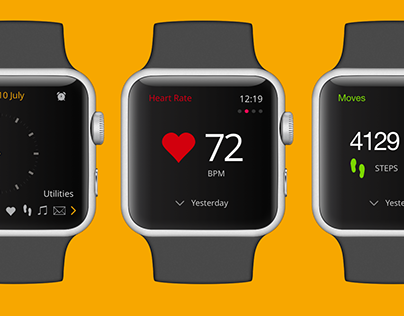 Smartwatch inspiration