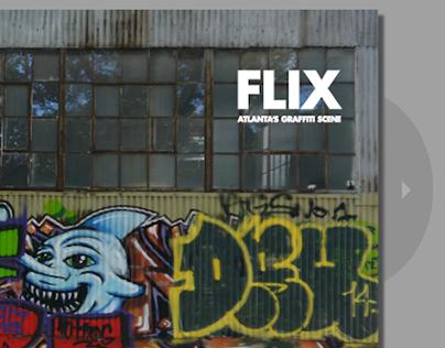 FLIX: Atlanta's Graffiti Scene