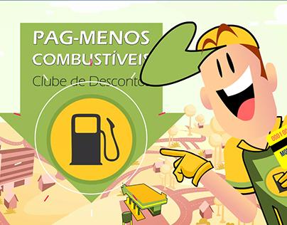PAG-MENOS COMBUSTIVEIS (Pay-Less Fuel)