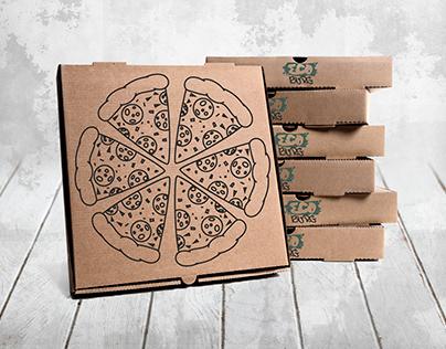 ECOBURG street food packaging
