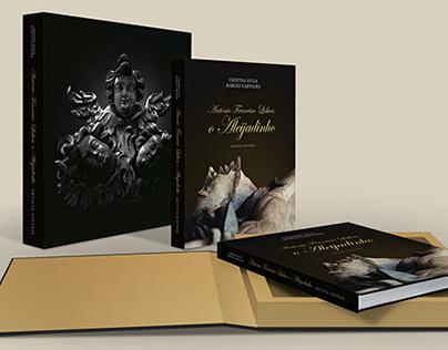 Book Design – Aleijadinho