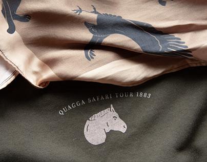 Quagga Safari Illustrations