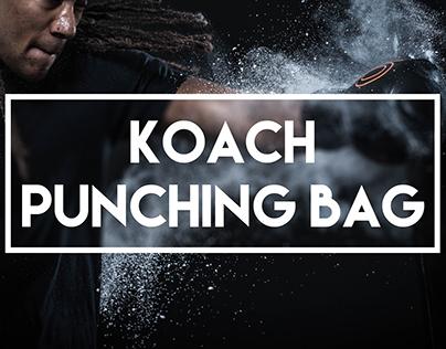 Koach: Smart Punching Bag [Fall 2014]