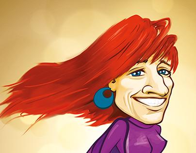 Karykatura (caricature)