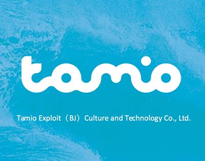 LOGO & VI design for TAMIO