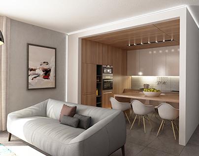 Apartament Interior Design