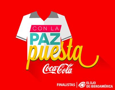Coca Cola / SHORTLIST Ojo de Iberoamérica 2014