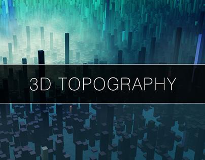 3D Topographies