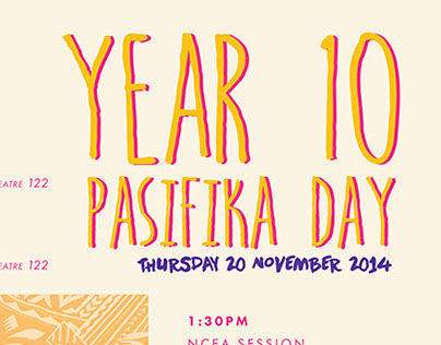Year 10 Pasifika Day